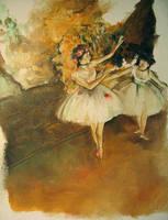 Degas by galean