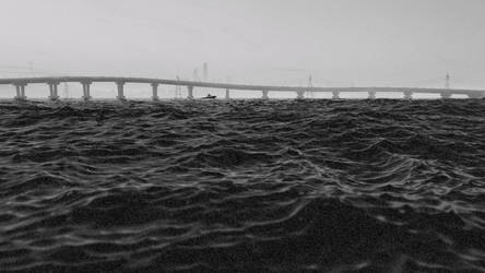 GamePhotoProject - 11# San Francisco sea by LucienWittwer