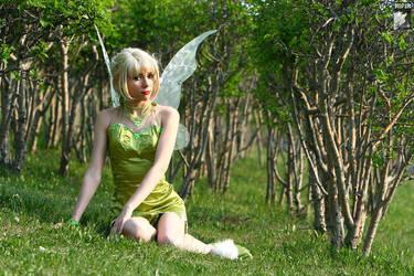Tinkerbell by Ryoko-demon