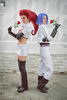 Jessie and James by Ryoko-demon