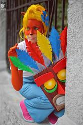 Coco Bandicoot by Ryoko-demon