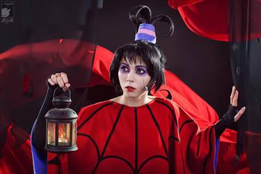 Lydia by Ryoko-demon
