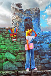 Coco adventures by Ryoko-demon