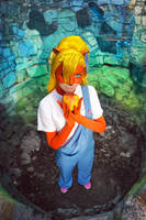 Pretty Bandicoot by Ryoko-demon