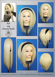 Gravity Rush - Kat wig by Ryoko-demon