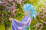Melody of warm days by Ryoko-demon