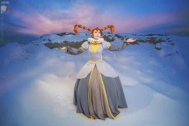 Winter fairytale by Ryoko-demon