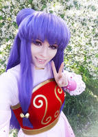 Shampoo [selfie] by Ryoko-demon