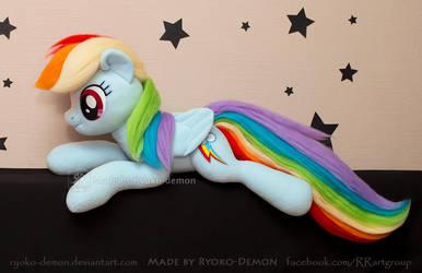 Rainbow Dash by Ryoko-demon
