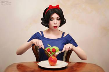 Girl on a diet by Ryoko-demon