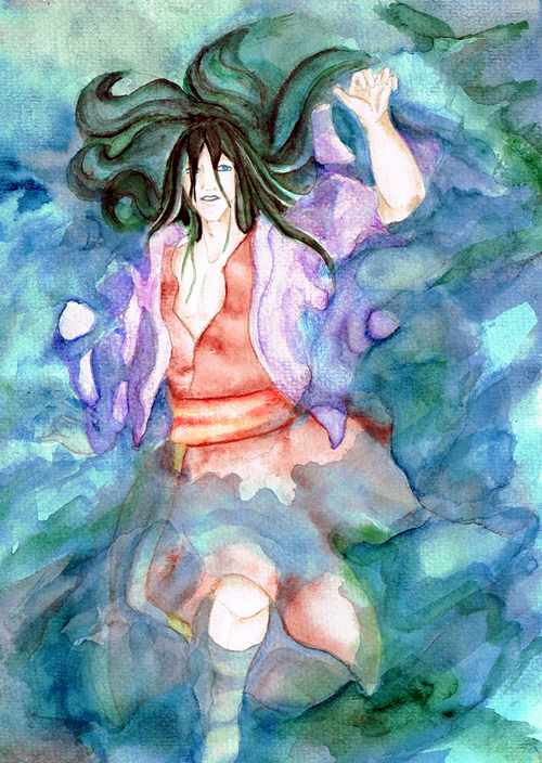 91. Drowning by Adi-san