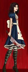 Alice Madness by JayAPayne