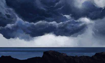Clouds 02 by JayceJvR1992