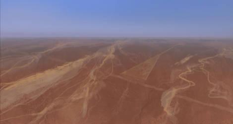 Quick study 01 - Desert by JayceJvR1992