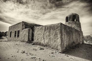 Qatar - Abandoned Mosque - 01 by GiardQatar