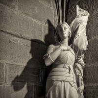 FR - Carcassonne - Joan of Arc by GiardQatar