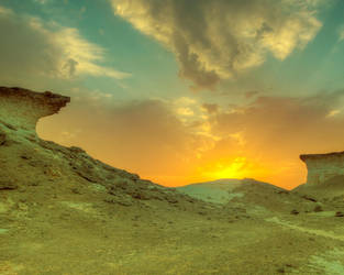 Qatar - Zekreet - Sunset - 04 by GiardQatar