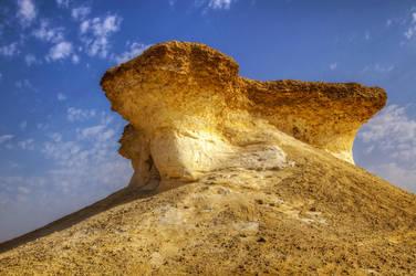 Qatar - Zekreet - Mushroom by GiardQatar