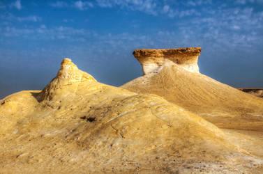 Qatar - Zekreet - Landscape by GiardQatar