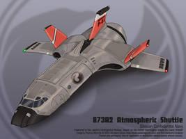 Silesian Atmospheric Shuttle by thomasthecat