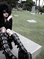 cemetery slut 01 by bloodstainnightmare