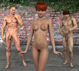 Teen model 06 by MarinaIbiza