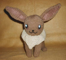 Eevee Plush by W0IfDreamer