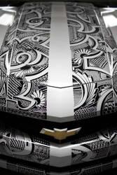 The Sharpie Camaro 3 by PinstripeChris