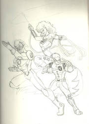 Young Justice 004 by Skywise783