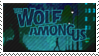 Wolf Among Us Stamp by Krisderp