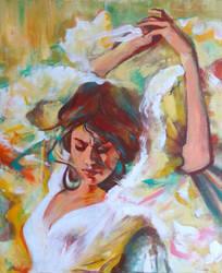 Flamenca by CamilleNat