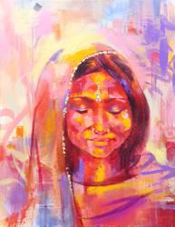 Rajasthani by CamilleNat