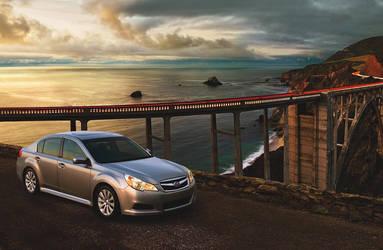 2013 Subaru Legacy by StevensCreekSubaru