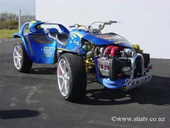 Subaru WRX STi ATV by StevensCreekSubaru