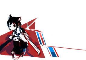 Joker OC by puinkey