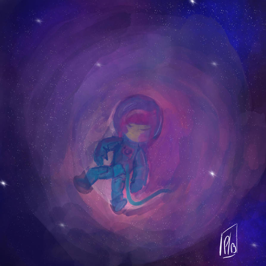 Lost in the Space by Paupau64
