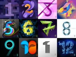 2012 Calendar Piksal by pixeleyes
