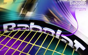 tennis racquet by pixeleyes