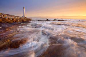Slangkop Lighthouse 2 by hougaard