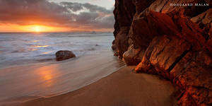 The Final Minute of Light by hougaard