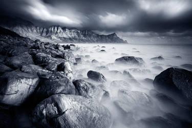 Seascape Heaven by hougaard