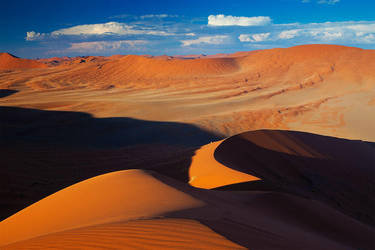 The Dune Sea by hougaard