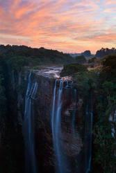 Magwa Falls by hougaard