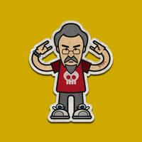Reds !! - Leon Trotsky by 12m3