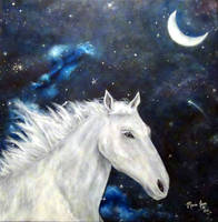 Starry Eyed by art-by-maria-jose