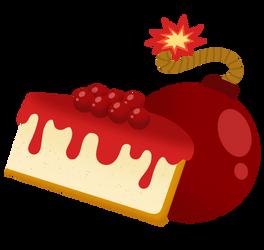 CM: Cherry Bomb Cheesecake by Strawberry-Spritz