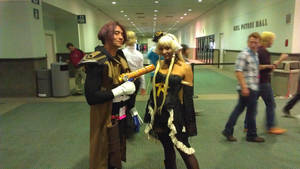 Outlaws, Anime Expo, L.A. 2012 Day 1 by FellowSharcar