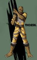 Bossk by Deimos-Remus
