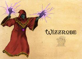 Legend of Zelda: Wizzrobe by Deimos-Remus