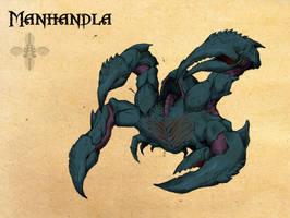 Legend of Zelda: Manhandla by Deimos-Remus